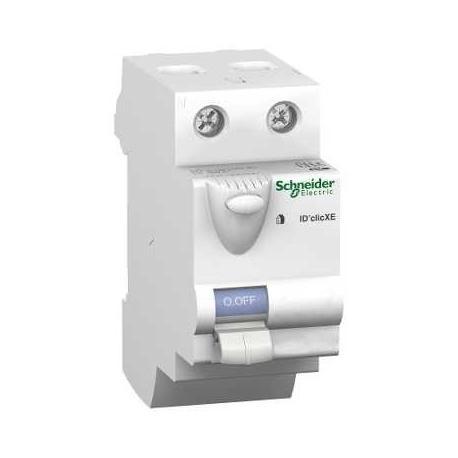 Interrupteur différentiel 2P ID'clic XE - 25 A - Type AC - 30 mA