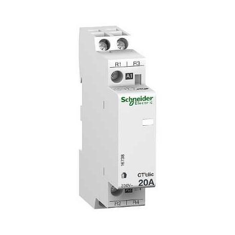 Contacteur - 20 A - CT'clic standard