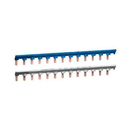 Peigne de neutre Bar'clic Xp bleu - 26 pas de 9 mm