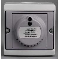 Détecteur de gaz méthane Mureva - Gris - En saillie - IK07 IP55
