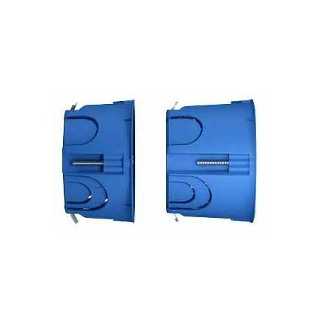 Boîte multi-supports Multifix Plus - 1 poste - Diamètre 67 mm - Profondeur 50 mm