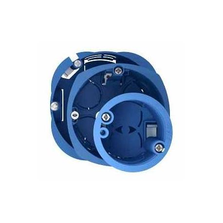 Boîte multi-supports Multifix Plus - Diamètre 40 mm - Profondeur 40 mm