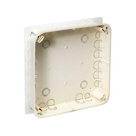 Boite de dérivation multi-supports Multifix - 240 x 240 x 50 mm