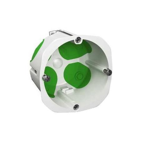Boîte étanche Multifix Air - 1 poste - Diamètre 67 mm - Profondeur 47 mm
