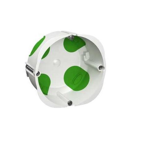 Boîte étanche Multifix Air - 1 poste - Diamètre 85 mm - Profondeur 47 mm