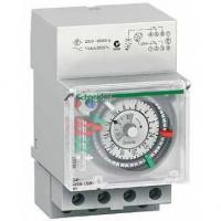Interrupteur horaire électromécanique IH - 2 canaux - 24 heures