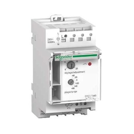 Thermostat modulaire pour chauffage direct TH7 -40 à +80°C