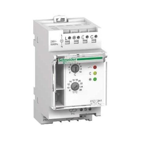 Thermostat modulaire pour chauffage direct TH4 +8 à +26°C