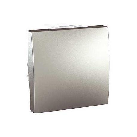 Permutateur Unica - Bornes auto - Aluminium - 2 modules
