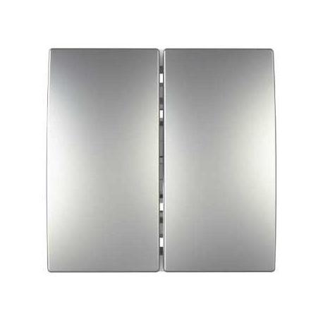 Double va-et-vient Unica - Bornes auto - Aluminium