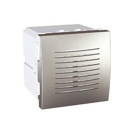 Sonnette Unica - 5 tonalités - Aluminium