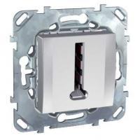 Conjoncteur en T Unica - Aluminium