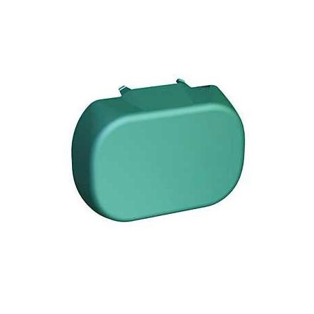 Capot de protection pour appareillage Unica - 2 modules