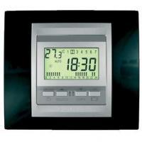 Interrupteur horaire hebdomadaire Unica - Aluminium