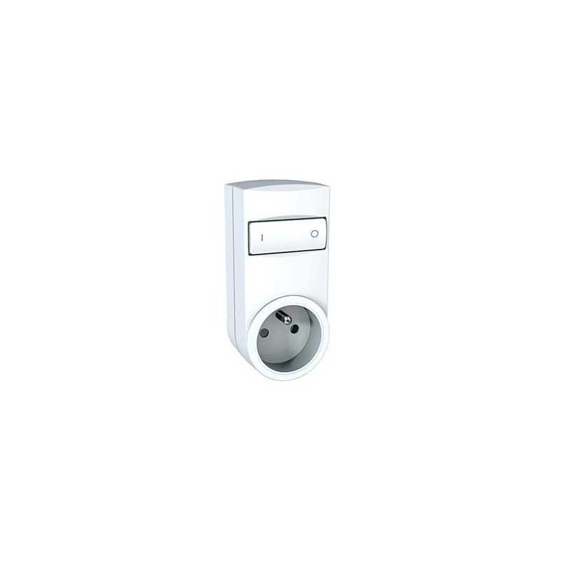 interrupteur sans fil r cepteur radio commande unica. Black Bedroom Furniture Sets. Home Design Ideas
