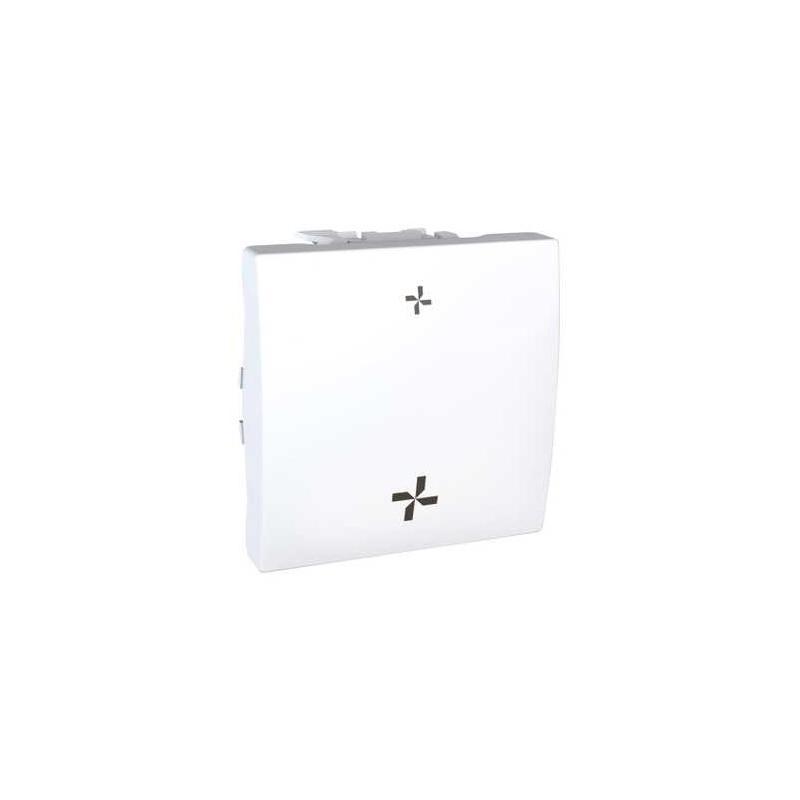 schneider mgu3.203.18vmc - interrupteur vmc unica - 2 vitesses