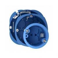 Boîte multi-supports Multifix Plus - 1 poste - Diamètre 67 mm - Profondeur 40 mm