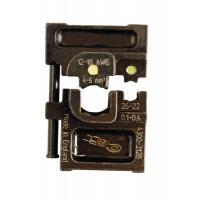 Matrice de sertissage - Pour connecteurs pré-isolés (cosses, clips et manchons) - Section 0,1-0,4 / 4-6 mm²