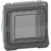Adaptateur Mureva Styl pour fonctions Unica - Blanc - IP55 IK07
