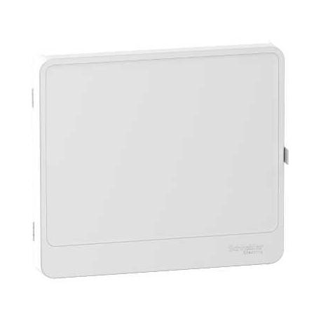 Porte Styl blanche pour coffret de communication LexCom Home (réf. VDIR390026)