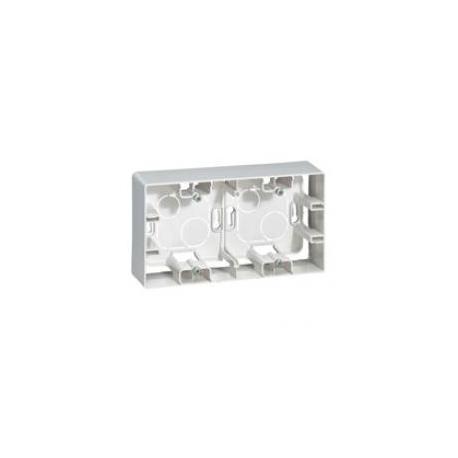 legrand 664799 cadre pour montage en saillie nilo 2. Black Bedroom Furniture Sets. Home Design Ideas