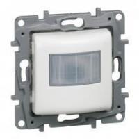 Détecteur de mouvements toutes lampes Niloé - 2 fils - Blanc