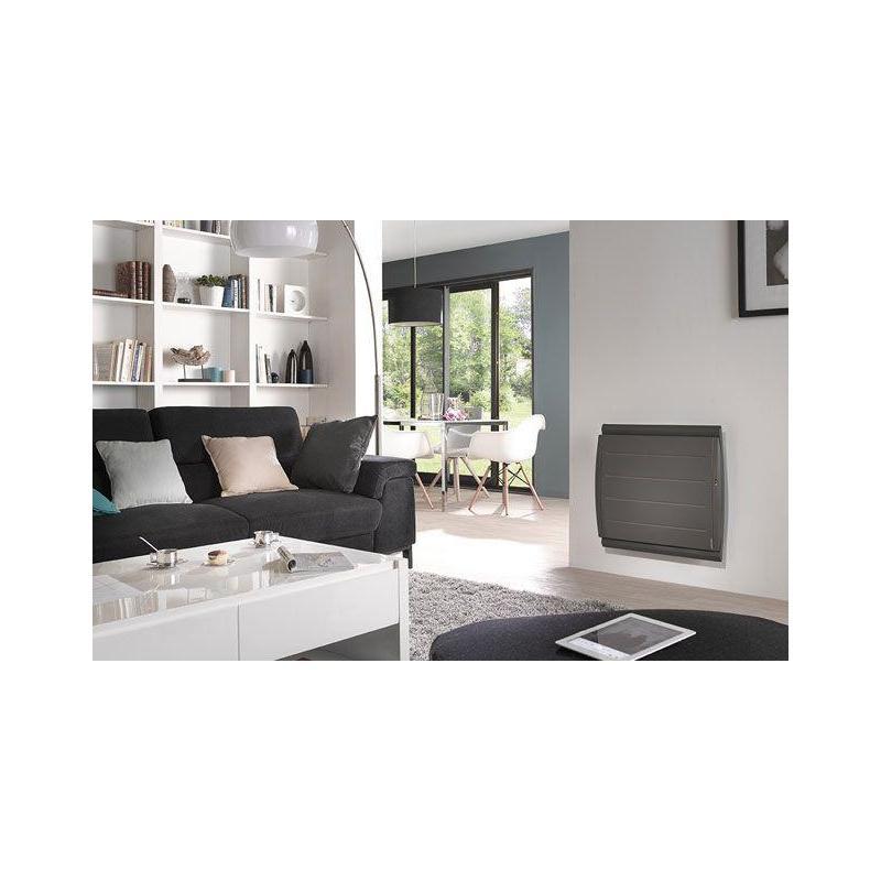 atlantic 507344 radiateur double corps de chauffe 1250 w maradja pilotage intelligent. Black Bedroom Furniture Sets. Home Design Ideas