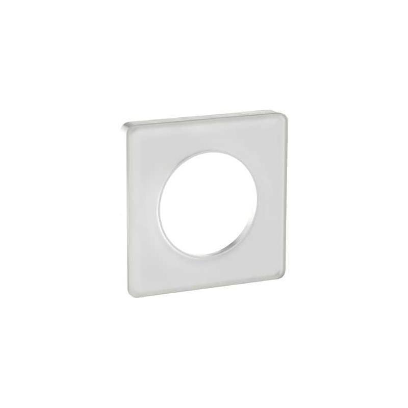 schneider s520802r plaque odace touch translucide. Black Bedroom Furniture Sets. Home Design Ideas