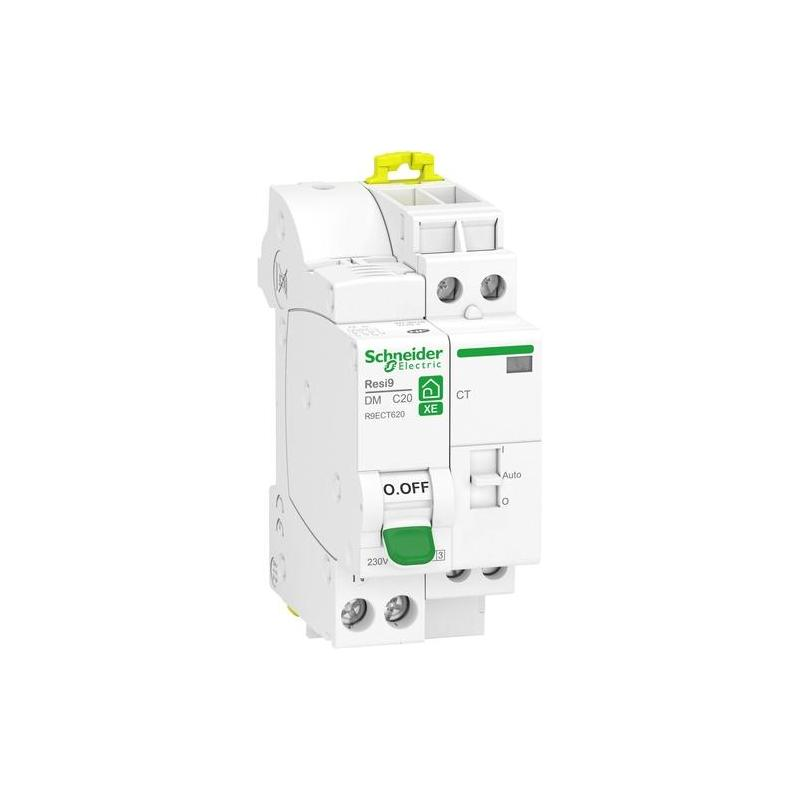Schneider R9ect620 Combiné Resi9 Xe Disjoncteur