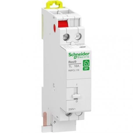 Télérupteur Resi9 XP - Pré-équipé peignable - 1 NO - 16 A