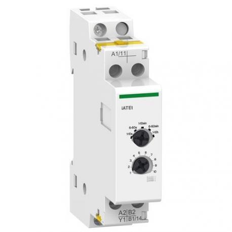 Auxiliaire de temporisation pour iCT et iTL - 24-240 V CA - iATEt