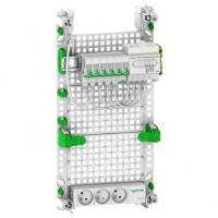 Coffret de communication prêt à l'emploi Grade 2 TV Box Essential - 6 RJ45 - LexCom Home