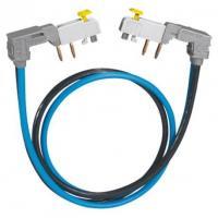 Cordon de repiquage 1P+N - 2x10 mm² - A connexion auto