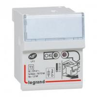 Cassette de remplacement pour parafoudre T2 12kA (003951 et 003953)
