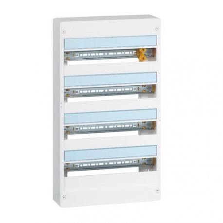 Coffret 18 modules - 4 rangées - DRIVIA