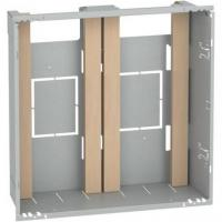 Bac d'encastrement Resi9 - 2 x 13 modules - 515 (H) x 505 (L) x 140 (P) mm
