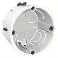 Boîte d'encastrement Multifix - 1 poste - Diam. 67 mm - Prof. 40 mm