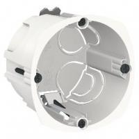 Boîte d'encastrement Multifix - 1 poste - Diam. 67 mm - Prof. 50 mm