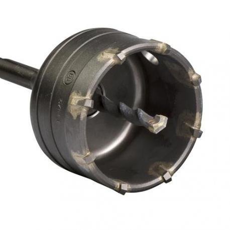 Scie cloche carbure pour béton - Diamètre 67 mm