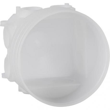 Préfal horizontal - Boîte de centre 70 x 70 mm - Hauteur 87 mm - Entrées ICTA20/25