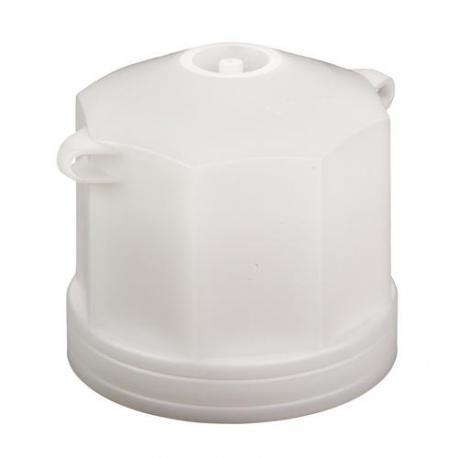 Lot de 100 - Préfal horizontal - Boîte de centre standard octogonale - Diamètre 92 mm - Hauteur 87 mm