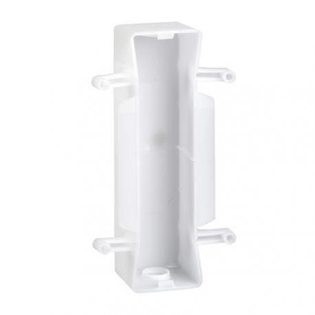 Lot de 50 - Préfal horizontal - Boîte de descente de cloison 45 x 172 x 45 mm entrées ICTA 16 + 20