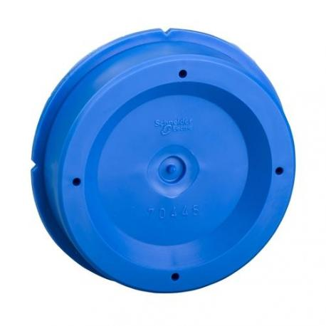 Préfal vertical - Couvercle de fermeture diamètre 64 mm réutilisable