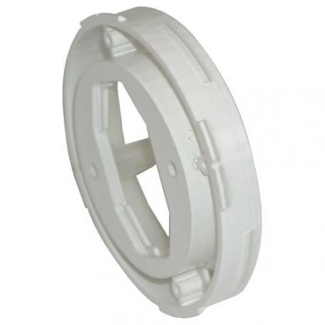 Lot de 25 - Préfal vertical - Bague de réduction pour applique DCL - Diamètre 40 mm – Affleurant