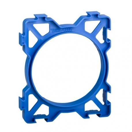 Préfal vertical - Gabarit de pose pour boîte 64 mm - Entraxe 85 ou 100 mm