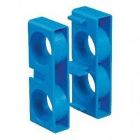 Entretroise pour obtenir un entraxe 85 mm entre des boîtes carrées