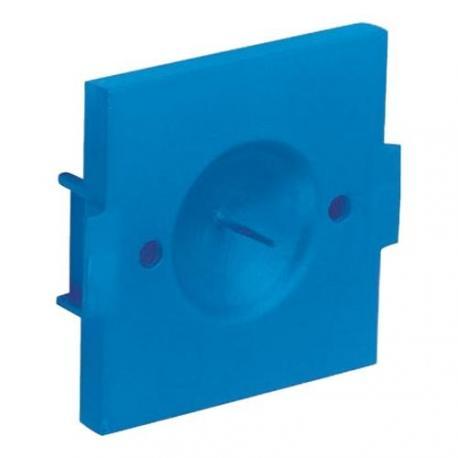 Lot de 20 - Couvercle antiplâtre pour boîte carrée