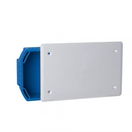 Boite de dérivation à sceller Modulo - 160 x 100 x 45 mm