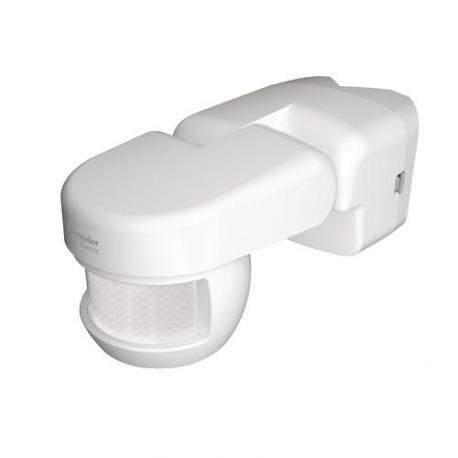 Détecteur de mouvements Argus IP55 - 120° - Extérieur/Intérieur