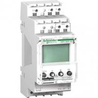 Interrupteur horaire programmable radiosynchronisé IHP+ DCF - 1 canal 24h / 7j